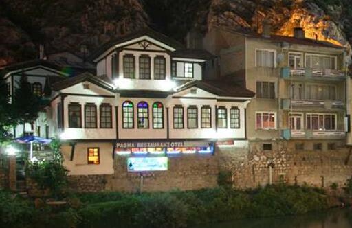 Amasya'da Gece Hayatı
