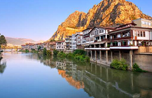 Places to Visit in Amasya