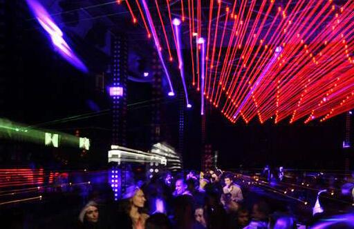 Nightlife in Belek