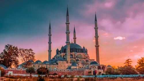 Edirne'nin Güzelliklerini Keşfedin!
