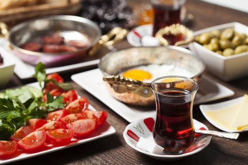 Breakfast in Elazığ