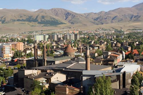 A Day in Erzurum