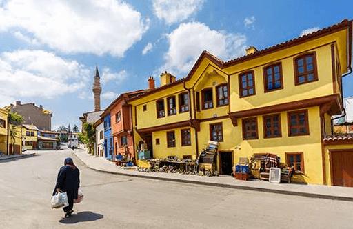 A Day in Eskişehir
