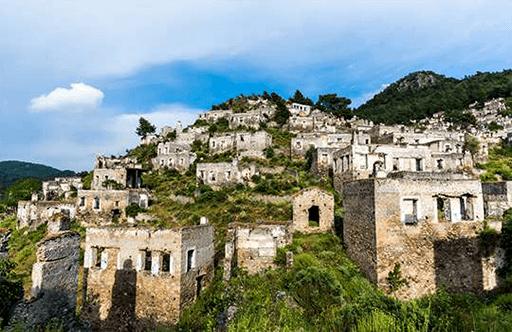 Historical Places of Fethiye