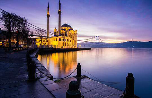 Places to Visit in Istanbul European Side