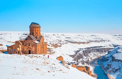 Kars'ta Görülmesi Gereken Yerler