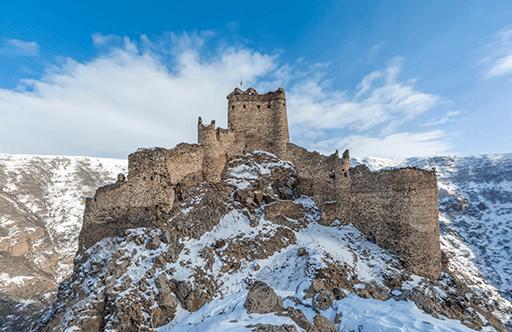 Kars'ın Tarihi Yerleri