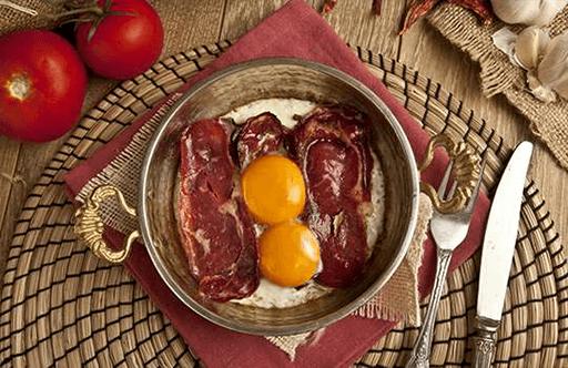 Kayseri'de Kahvaltı