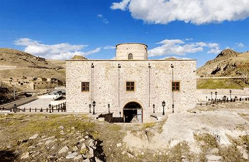 Konya'nın Tarihi Yerleri