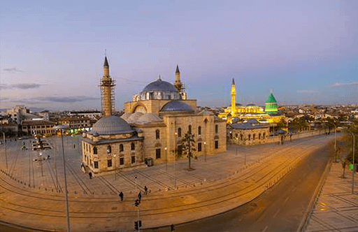 Konya'yı Keşfe Devam