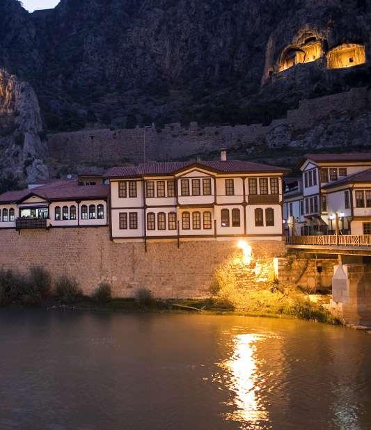 Amasya'da Yola Çık