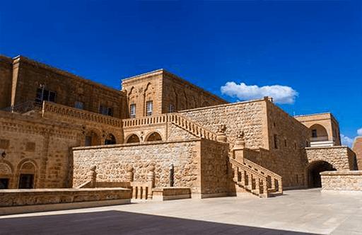 Mardin'in Tarihi Yerleri