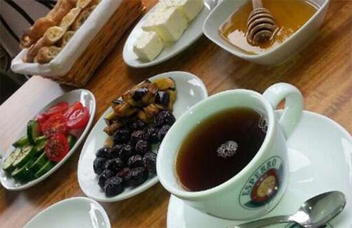 Sivas'ta Kahvaltı