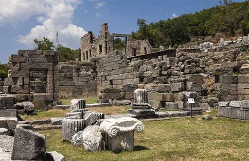 Historical Places in Turgutreis