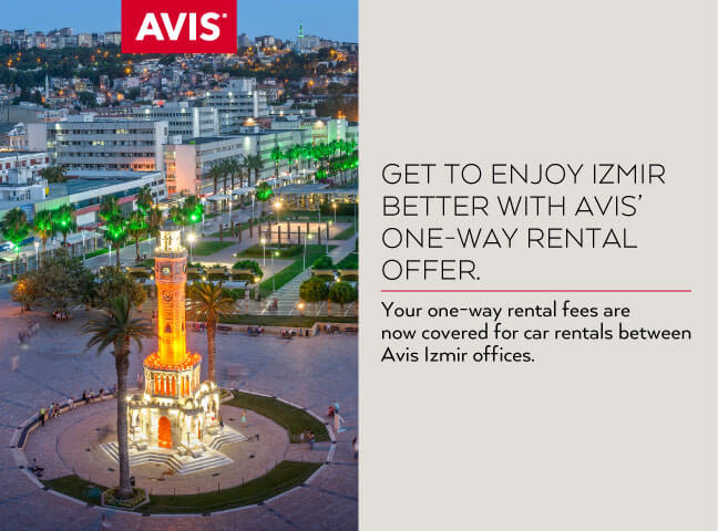 Special offer for you on one-way fees