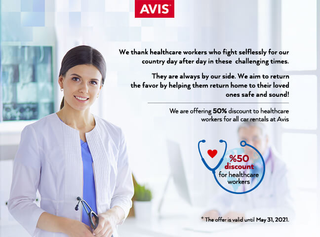 Exclusive 50% Discount for Healthcare Workers