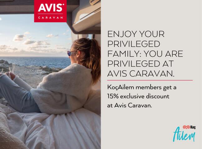KoçAilem Avis Caravan Campaign