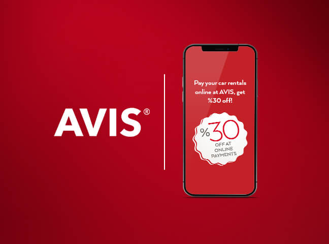 When Renting A Car From Avis, Make Your Payment Online And Get 30% Discount!