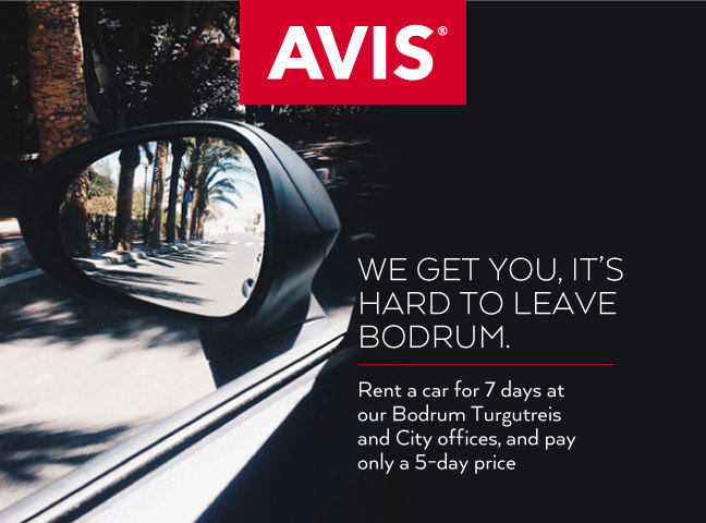Bodrum Is Better With This Offer!