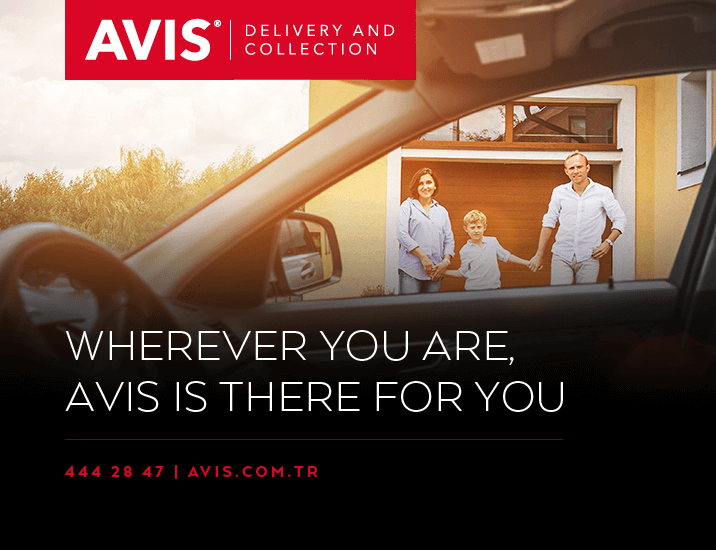 <b>Avis Delivery and Collection</b><br /> <br /> With Avis Delivery and Collection, Avis now comes wherever you want.<br /> All you have to do is rent a car with Avis Delivery and Collection.<br /> With the Avis Delivery and Collection service, your vehicle is delivered to you wherever you want, and can be picked up from anywhere you desire. All you have to do is enjoy your car.<br /> In order to experience Avis comfort and prestige wherever you want, you too can call our Reservation Center at&nbsp;<b>444 28 47</b>&nbsp;to create your request.<br /> Have a pleasant trip!<br /> <br /> <b>Avis Delivery and Collection rental conditions;</b> <ul> <li>Avis general rental conditions apply.</li> <li>The full address declared by the customers must be entered in the address boxes (it must be a home or office address).</li> <li>Vehicle deliveries are made only during working hours.</li> <li>After booking, the address information can be updated by calling the reservation center up to 3 hours before the rental period.</li> <li>With Avis Delivery and Collection, reservations can be made 3 hours in advance, provided it is during working hours.</li> <li>Vehicles to be delivered leave our parking areas with full fuel tanks. The vehicle will be returned with the fuel level as delivered.</li> </ul> <strong>In the event of possible delays;</strong>  <ul> <li>In the event of a possible delay, our Call Center must be informed 3 hours in advance.</li> <li>In the event of delays exceeding 1 hour or in cases where timely information is not provided regarding the delay, the vehicle rental fee will be charged for the current day.</li> <li>The deposit amount, together with the vehicle rental fee, additional product and service fees, is charged from the credit card of the customer at the beginning of the rental. The customer must be present at the time of delivery and no additional driver or credit card of a different person can be accepted.</li> <li>Delivery and return of the vehicle will be 