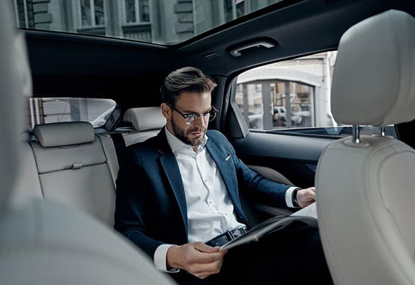 <h4>Rent a Car with Driver</h4>  <p>Rental service with driver is a service that allows you to reach your destination safely and comfortably. All details about the rental service with driver, which is frequently preferred on special occasions or business trips, are as follows.</p>