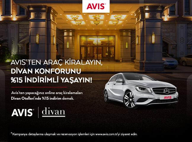 Avis'ten %15 İndirimli Otel Rezervasyonu Ayrıcalığı!